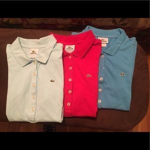 Lacoste Women's Polo Shirts